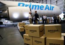 Amazon's fleet of 767 s is bad news for FedEx and UPS, Morgan Stanley states (AMZN, FDX, UPS)