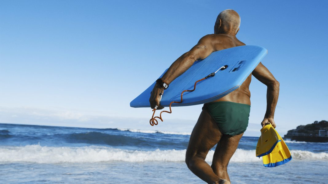Workout Wins: Fit Elders Can Have Hearts That Appearance 30 Years Younger