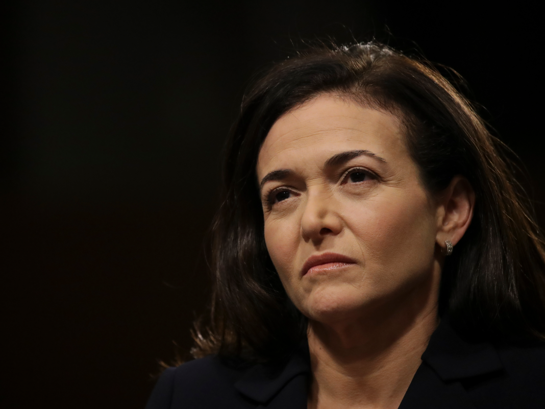 Mark Zuckerberg has actually connected to Microsoft president Brad Smith which is bad for Sandberg since … that's essentially her task (FB, MSFT)