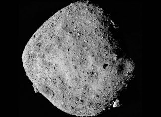 NASA's OSIRIS-REx discovers indications of water on the asteroid Bennu
