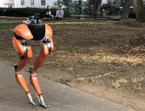 These strolling robots might assist people get again on their ft once more