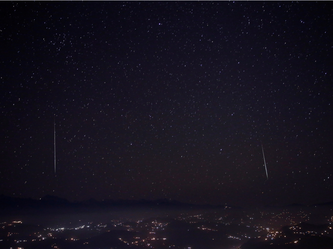 The Geminid meteor shower, among the year's most incredible, peaks today– here's how to enjoy