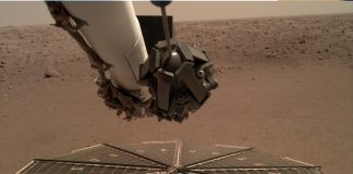 """InSight Utilizes its Seismometer to """"Hear"""" the Noise of Wind on Mars"""