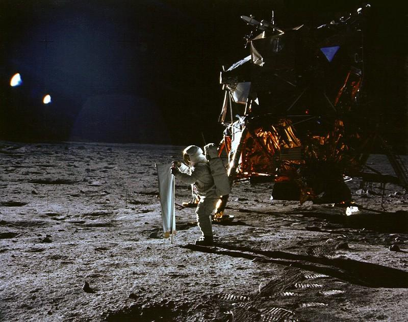 This is Your Proof That We Landed On The Moon, Steph Curry