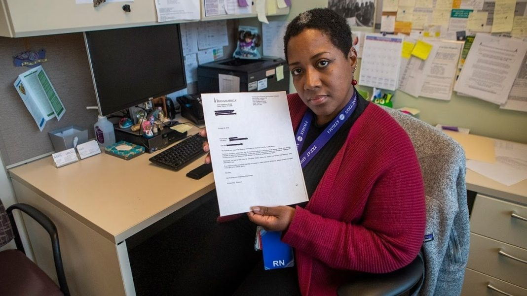 Nurse Rejected Life Insurance Coverage Due To The Fact That She Brings Naloxone