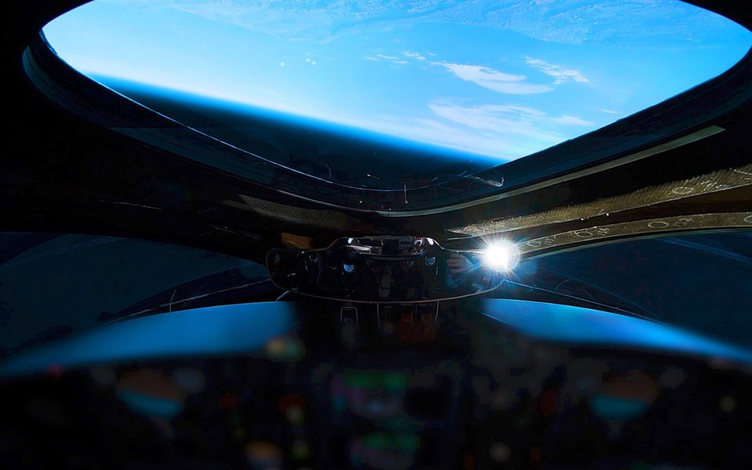 Where DOES Area Begin? Virgin Galactic's SpaceShipTwo Flies Right into the Argument