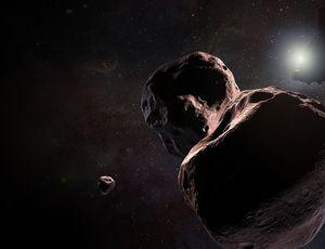 NASA to spend New Yr's exploring a frozen, hostile area rock