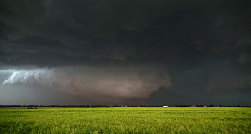 New research study might overthrow what we understand about how twisters form