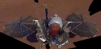 Naturally You'll Wish to See InSight's First Selfie.