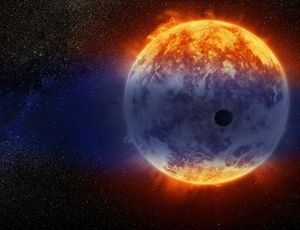Shrinking 'sizzling Neptune' may clarify how different Earth-size planets type