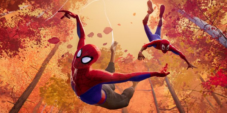 Spider-Man: Into the Spider-Verse simply became your must-see December movie