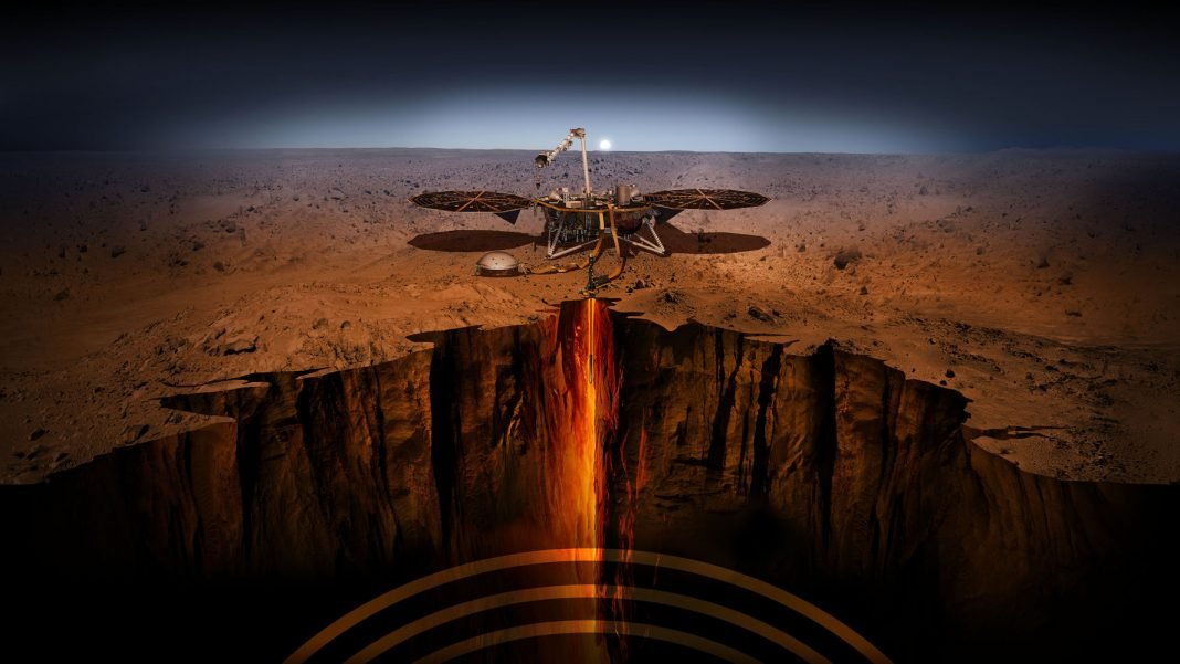 Could Life on Mars Be Hiding Deep Underground?