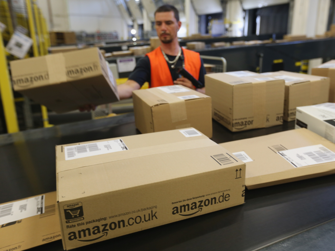 Amazon apparently wishes to suppress selling 'CRaP' products it can't benefit on, like mineral water and treats