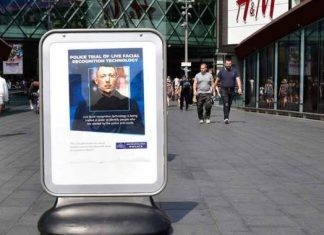 Central Londoners to be subjected to facial acknowledgment test today