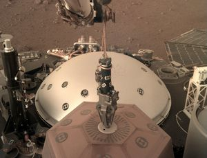 See NASA's InSight lander play the claw video game on Mars