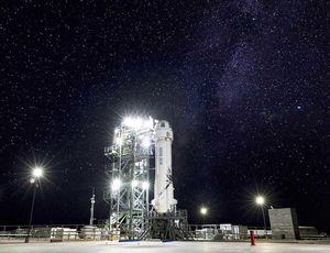 SpaceX, Blue Origin scrub Tuesday rocket launches, will attempt once more quickly