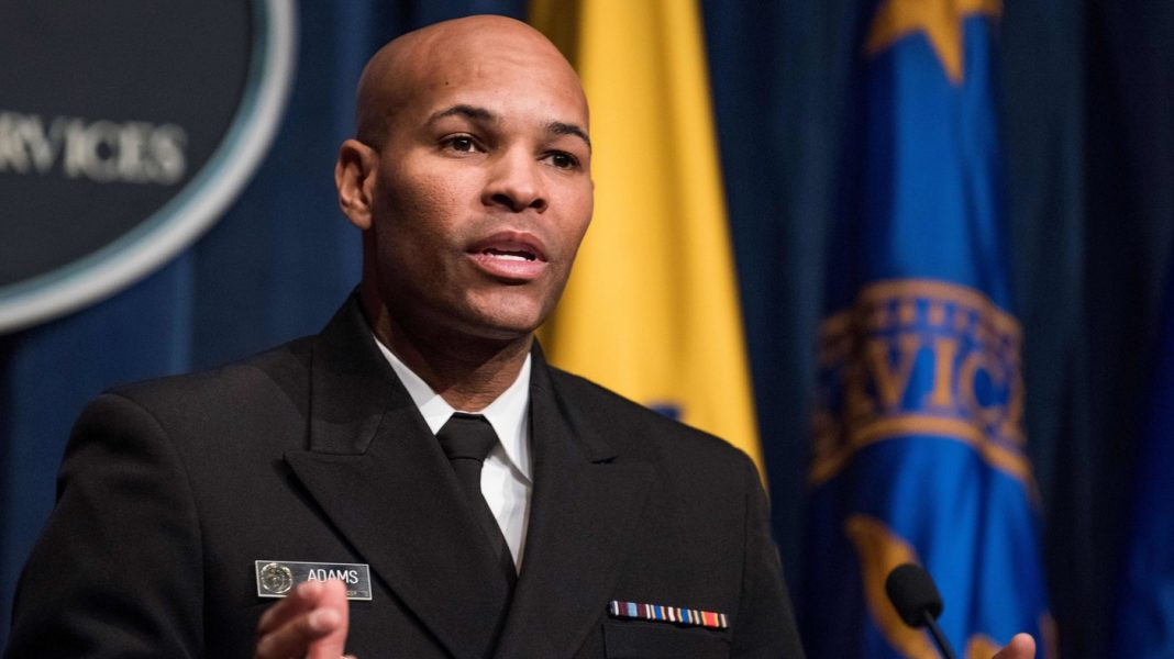 Cosmetic Surgeon General Alerts Youth Vaping Is Now An 'Epidemic'