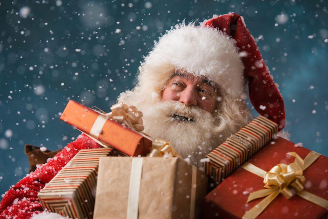 The Science of Biding Farewell to Santa