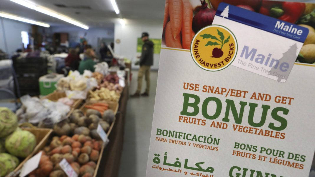 Avoiding Congress, Trump Administration Proposes More Work Guidelines For Food Stamps