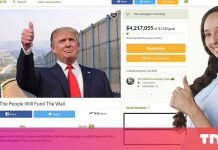 Viewpoint: If you like Trump you're duty-bound to assist crowdfund the wall