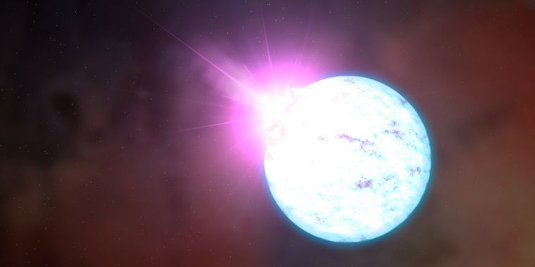 Pulsars might transform dark matter into something we might see