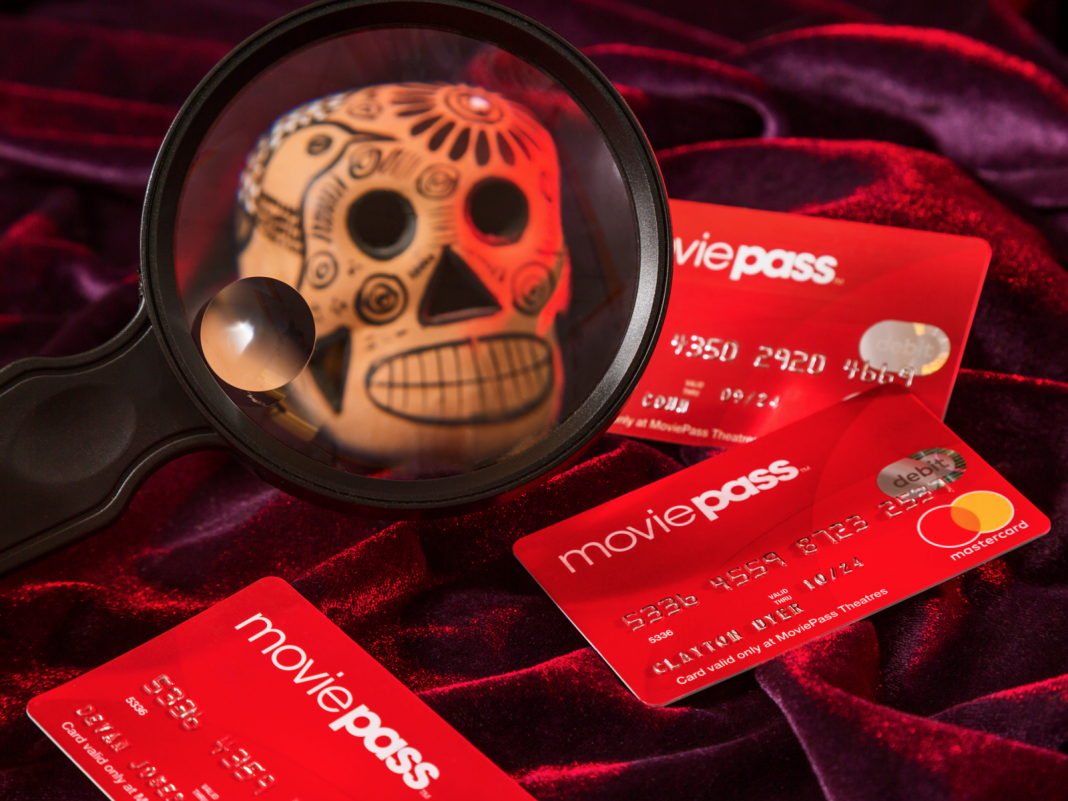 MoviePass's moms and dad business remains in alarming risk of having its stock delisted by the Nasdaq (HMNY)