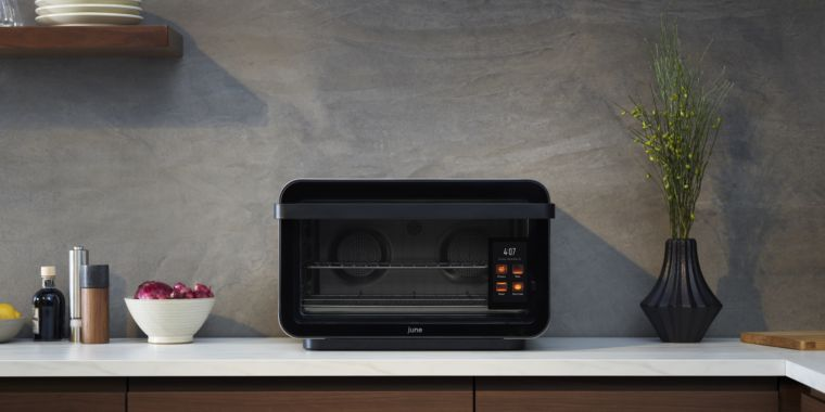 Evaluation: The June oven made me desire a video camera in every cooking gadget