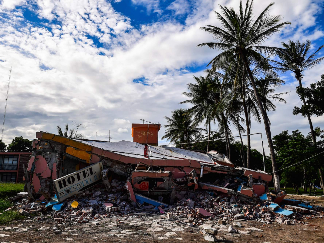 The 15 most earthquake-prone nations worldwide, according to science