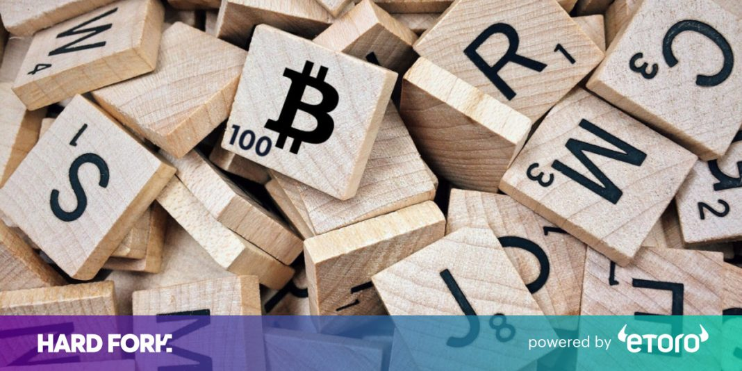 Here's a list of cryptocurrency terms we created in 2018