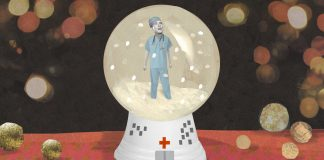 How Operating On Christmas Became An Opportunity For 2 Young Medical Professionals
