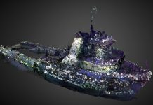 This Ship Sank Years Ago. Now, a 3D Design Has Actually Reanimated It.