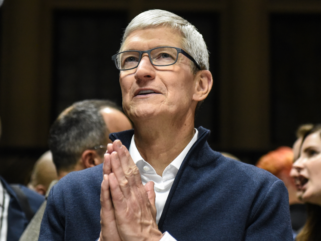 Long time Apple expert Gene Munster believes the business needs to be valued less like a tech business, and more like Coca-Cola. Here's why that might be helpful for investors (AAPL)