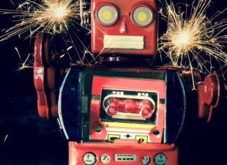 AI develops New Year fireworks names that sound more like completion of humankind