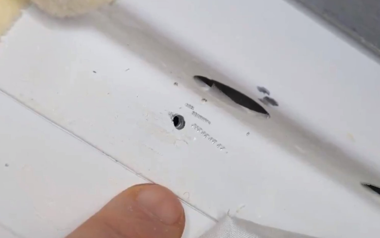 Russian Cosmonaut states that the Hole in the ISS was Drilled From the Within