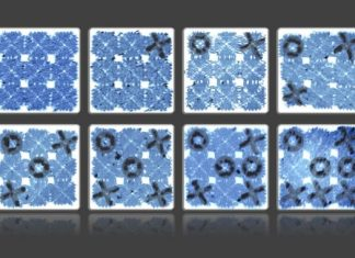 Caltech researchers utilize DNA tiles to play tic-tac-toe at the nanoscale