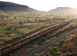 Mining co. states very first self-governing freight train network completely functional