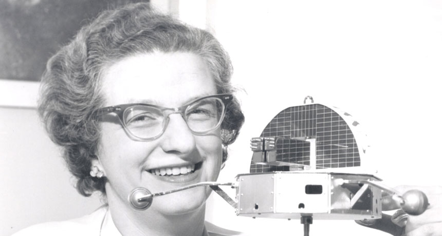 Called the 'mom of Hubble,' astronomer Nancy Roman passes away at 93