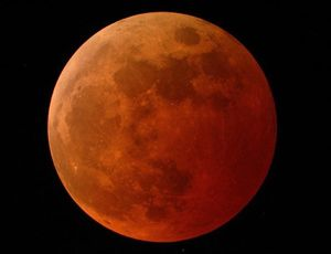 'Tremendous blood wolf moon' kicks off tremendous yr for eclipses