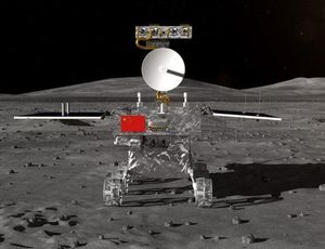 China's Chang' e 4 makes historical very first landing on the moon's far side