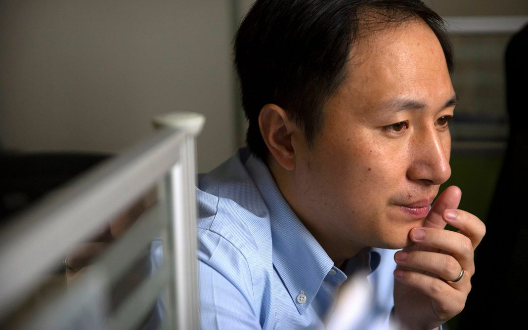 Chinese Researcher Who Declared to Modify Children' Genes Might Be Under Home Arrest