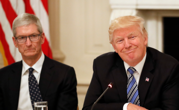 Apple's shock caution boosts among Trump's most significant arguments for the US-China trade war