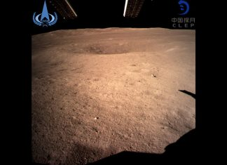 China simply landed the very first spacecraft on the moon's farside