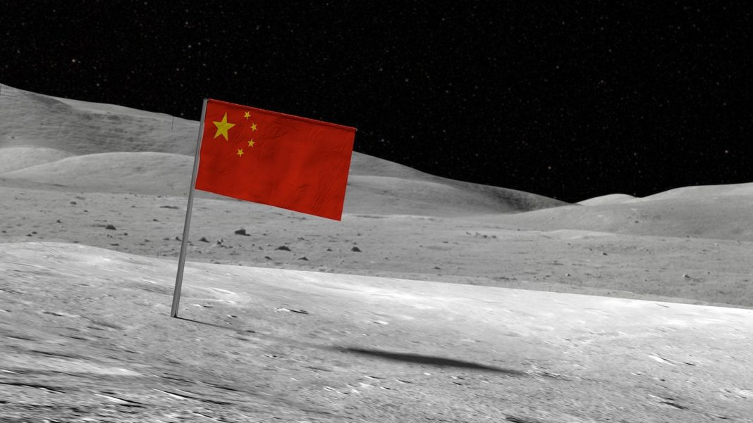 Will China's Moon Landing Introduce a New Area Race?