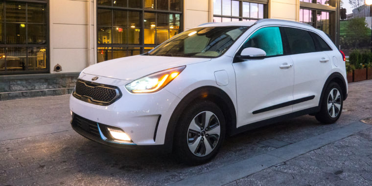 The Kia Niro PHEV is a best plug-in for metropolitan life