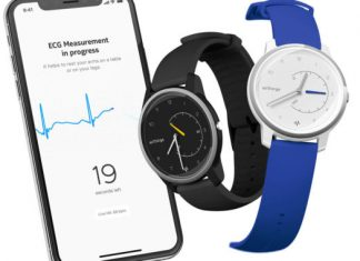 Withings damages Apple Watch, debuts $129 ECG tracking smartwatch