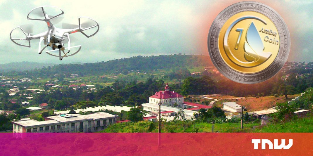 December in Africa: Ghanian health care drones and Cameroonian separatist cryptocurrency