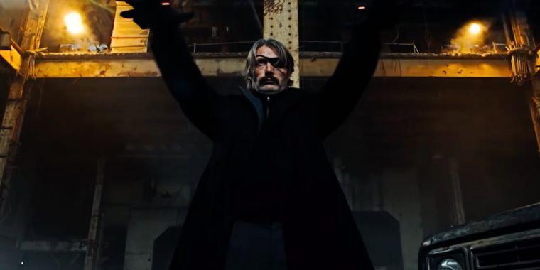 Mads Mikkelsen goes full-on John Wick in brand-new trailer for Netflix's Polar