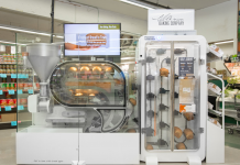 A brand-new robotic guarantees to make the imagine oven-fresh bread every 6 minutes a truth