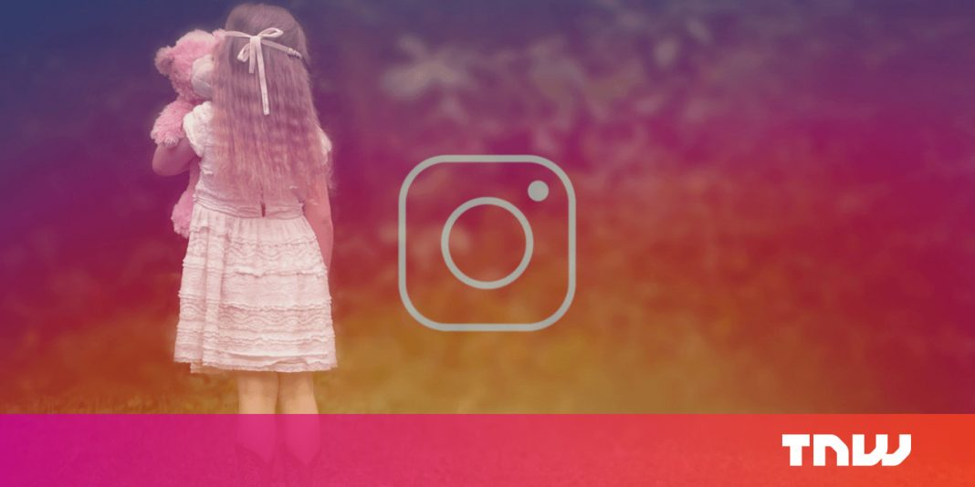 In Instagram's darkest corner, all it takes is a hashtag to discover pictures of kid sexual assault