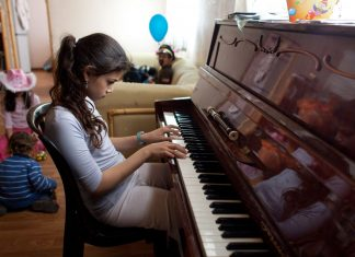 When to Let Your Kid Gave Up a Musical Instrument